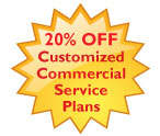 Save on Commercial Savings